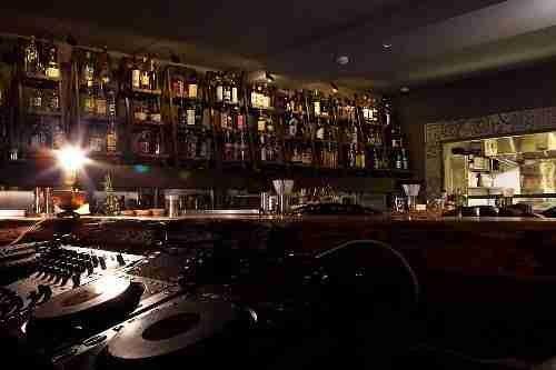 Basement Sate bar