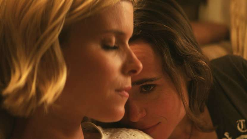 Ellen Page and Kate Mara