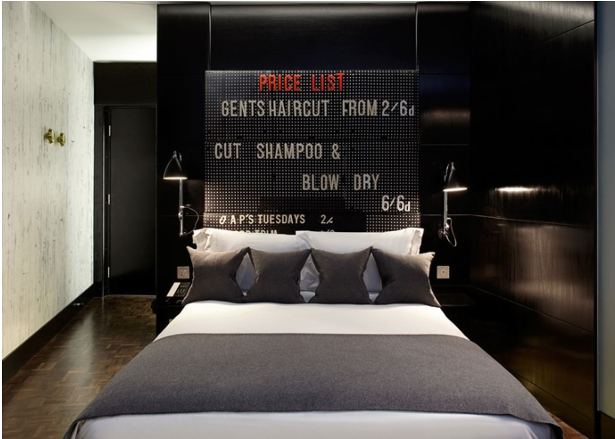 top cool hotels in london