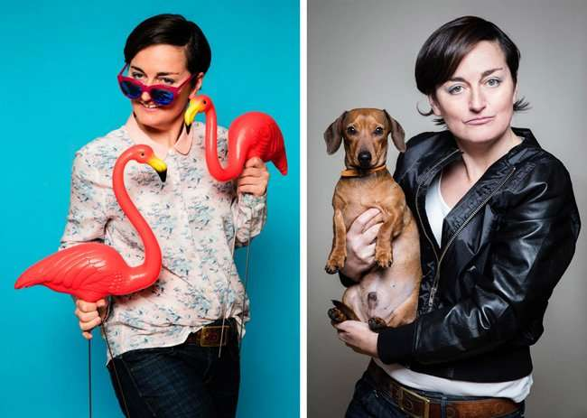 Zoe Lyons Interview with Nonchalant London