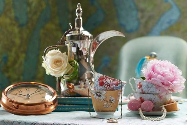 alice and wonderland tea