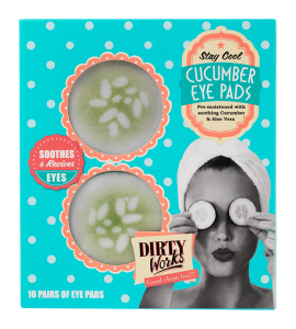best facial products cool cucumber eyemask