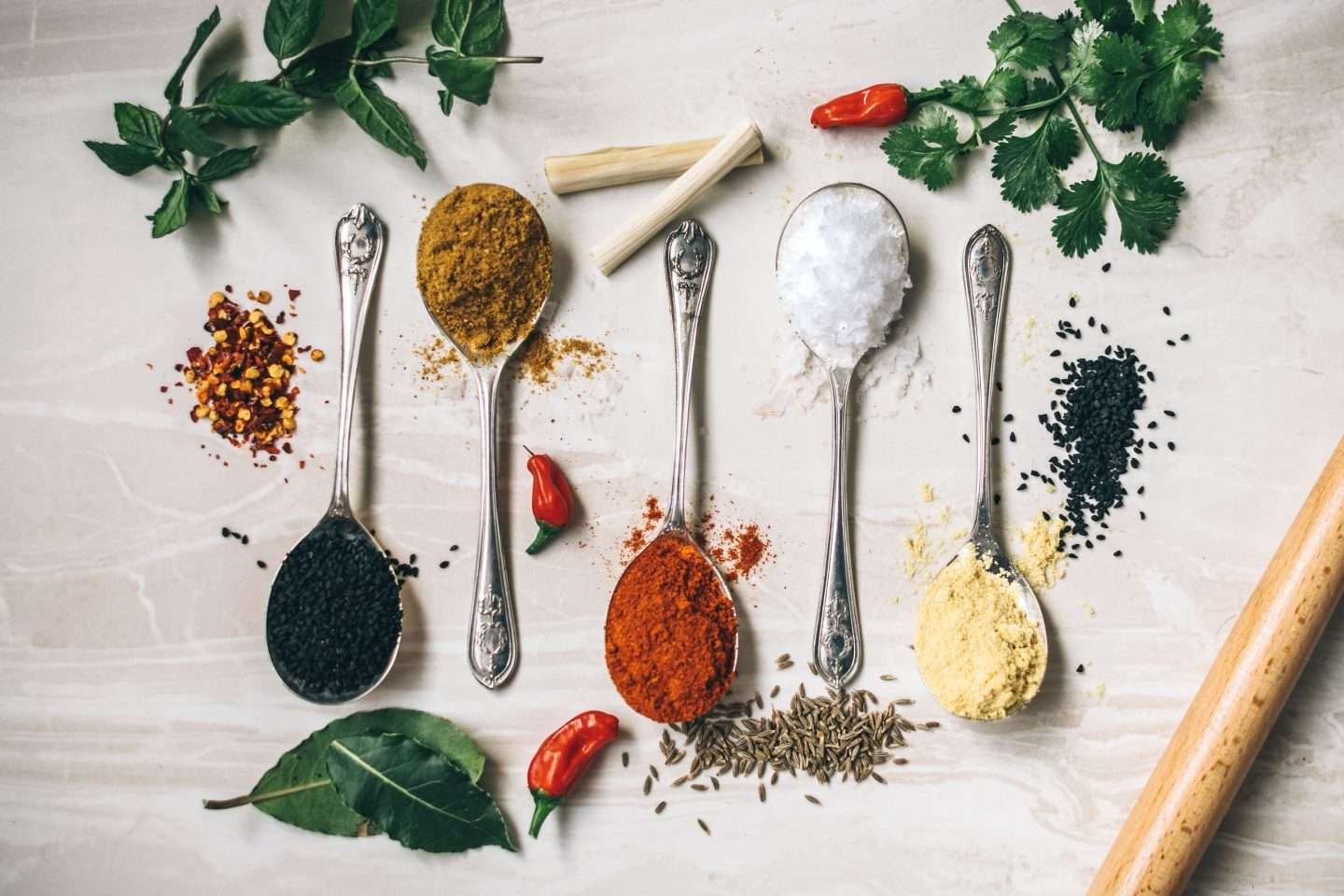 Top Vegan and Vegetarian Spice