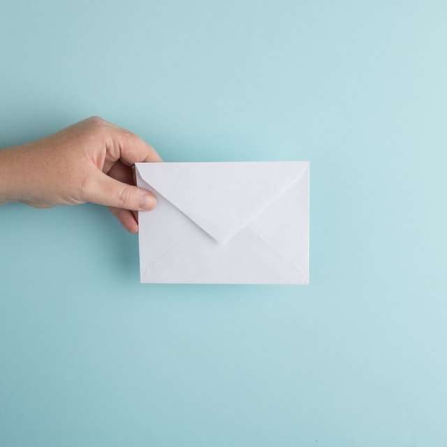 subscription services envelope